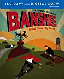 Banshee: Season 1 (Blu-ray + Digital Copy) (Cinemax)