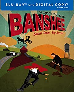 Banshee: Season 1 (Blu-ray + Digital Copy) (Cinemax)