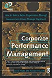 Corporate Performance Management (Improving Human Performance) (087719386X) by Wade, David