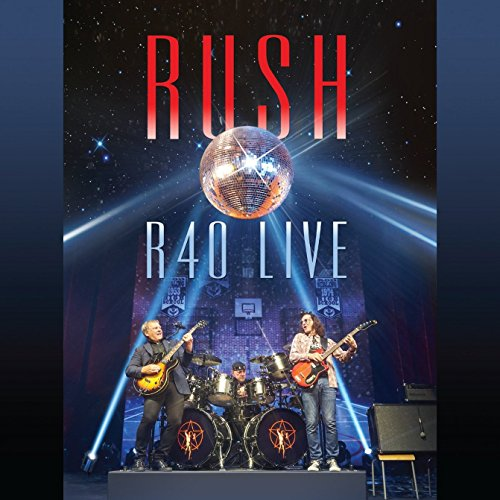 Rush - R40 Live [3 Cd/blu-Ray Combo] - Zortam Music
