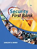 img - for Security First Bank: A Banking Customer Simulation (Advanced Accounting) book / textbook / text book