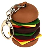 burger keyring バーガーキーリング