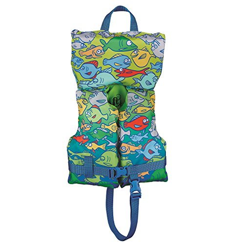 Full Throttle Infant/Child Character Life Vest, Fish (Type Ii Infant Life Jacket compare prices)