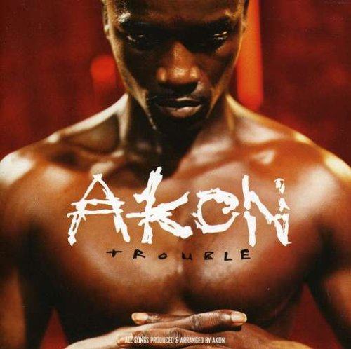 Akon - Trouble Dutch Edition Bonus CD - Zortam Music