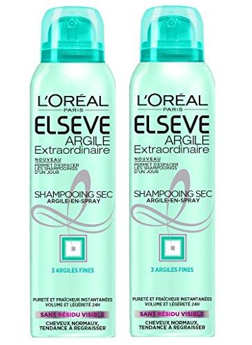loreal-paris-elseve-shampoing-sec-argile-pour-cheveux-normaux-a-gras-150-ml-lot-de-2