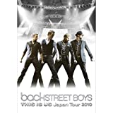 Backstreet Boys THIS IS US Japan Tour 2010 初回限定デラックス盤 [DVD]