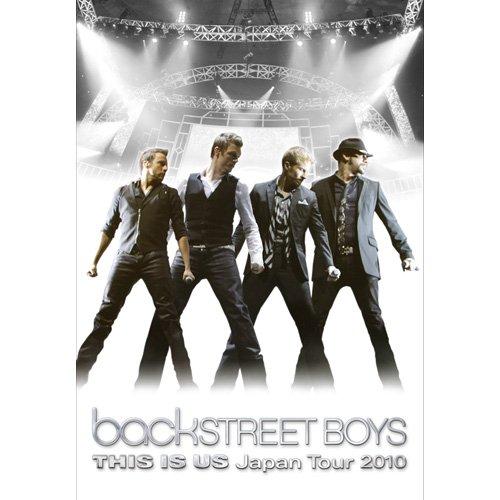 Backstreet Boys THIS IS US Japan Tour 2010 初回限定デラックス盤 [DVD]