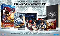 The King of Fighters XIV: Burn to Fight Premium Edition - PlayStation 4 from Atlus