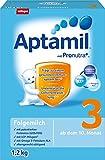 Aptamil Pronutra 3 Folgemilch, ab dem 10. Monat, 3er Pack (3 x 1.2 kg)