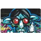 Design Worlds Design Credit Card 16 GB Pen Drive Multicolor - B01GL1CBDA