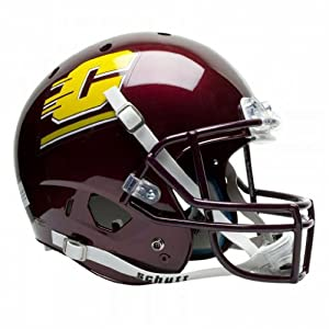 Buy Central Michigan Chippewas NCAA Replica Air XP Full Size Helmet by Generic