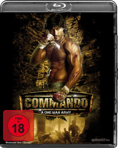 Commando - One Man Army [Blu-ray]