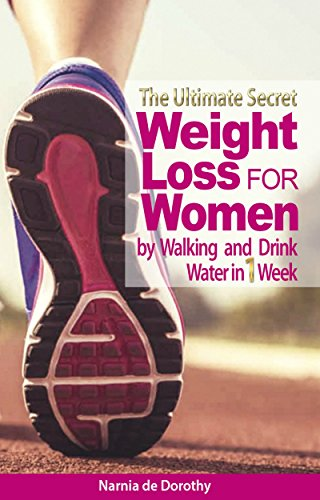 Weight loss for women by walking and drink water in 1 week: (Weight loss for women, walking weight loss, healthy living, everyday walking, diet, weight loss drinks)