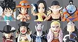 食玩 ワンピースコレクション 王下七武海VS 全10種セット