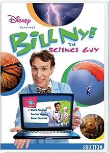 Bill Nye the Science Guy: Friction [DVD] [1995] [Region 1] [US Import] [NTSC]