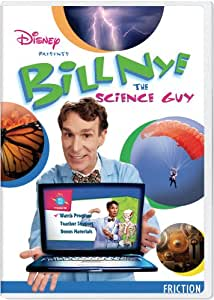 Bill Nye the Science Guy: Friction Classroom Edition [Interactive DVD]