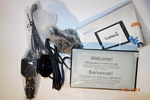 "Garmin Nuvi 2589Lmt Advanced Series 5"" Gps Navigation System W Bluetooth Lifetim"
