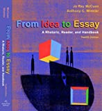img - for From Idea to Essay: A Rhetoric, Reader, and Handbook book / textbook / text book