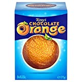 Terry's Chocolate Orange Milk 175g (Pack of 12 x 175g)