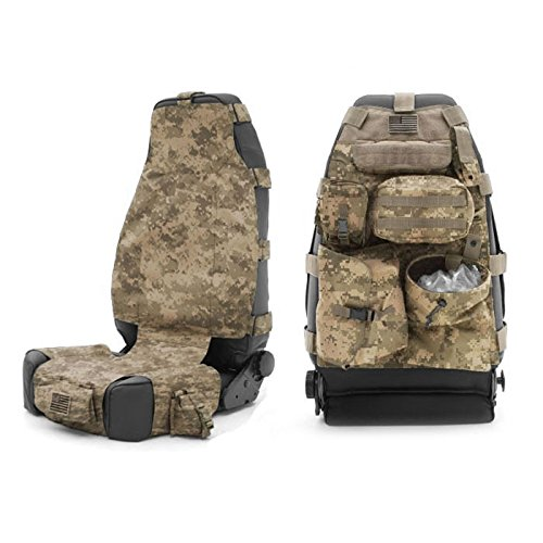Smittybilt 5661032 GEAR Front Seat Cover (Gear Tactical Seat Covers compare prices)