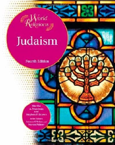 Judaism (World Religions (Facts on File)) (Stephen D Morrison compare prices)