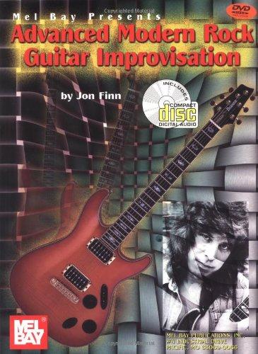 Mel Bay Presents Advanced Modern Rock Guitar Improvisation
