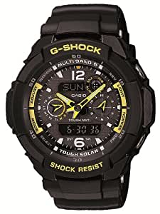 [カシオ]CASIO 腕時計 G-SHOCK GRAVITYMASTER 世界6局対応電波ソーラー GW-3500B-1AJF メンズ