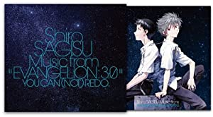 "Shiro SAGISU Music from""EVANGELION 3.0""YOU CAN(NOT)REDO."