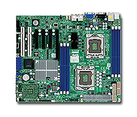 Supermicro MBD-X8DTL-IF-O Intel 5500 Socket B (LGA 1366) 3 x Ethernet 1 x Serie 3 x USB 2.0