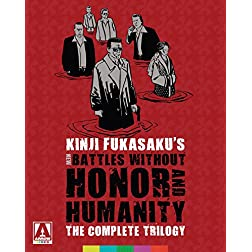 New Battles Without Honor & Humanity [Blu-ray]