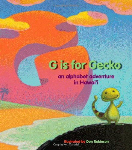 G is for Gecko PDF