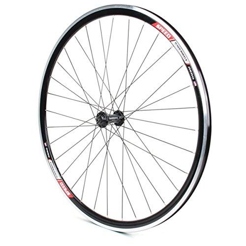 Sta-Tru 700 x 20 Speed Tuned Aero 32h 2200 Hub Stainless Steel Spoke Front Bicycle Wheel - FWAeroKS22K