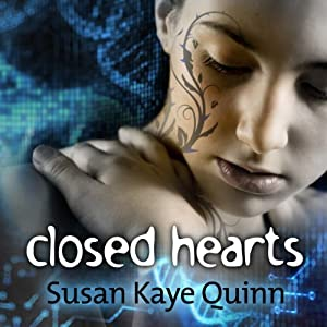 Closed Hearts: (Book Two in the Mindjack Trilogy) | [Susan Kaye Quinn]