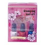 Konad Stamping Nail Art Stone Set