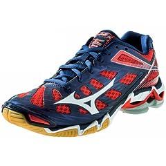 Mizuno Mens Wave Lightning RX3 Volleyball Shoe by Mizuno