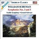 Schuman, W.: Symphonies Nos. 3 and 5 / Judith