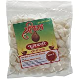 Shriphal Phool Cotton Batti Round Medium (15 Gm, White, Pack Of 12)