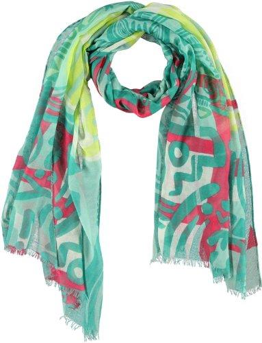 Passigatti - Echarpe - Femme - Vert (2-mint-grün) - FR a3a1a135f8e