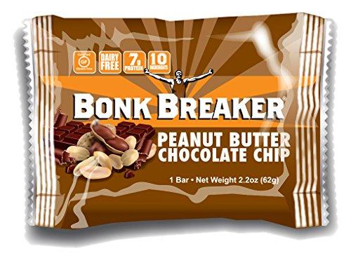 1 Barretta Bar barrette Barretta Proteine Burro d'arachidi e Cioccolato BONK/BAC