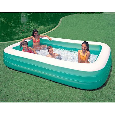 Piscine intex rectangulaire pas cher for Piscine intex amazon