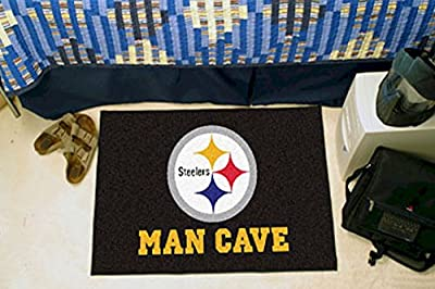 Fan Mats Nfl 19X30 Man Cave Rug ( MANCAVE-NFL )