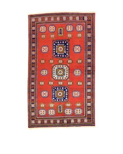 Eden Carpets Alfombra Shirvan Rojo/Multicolor 220 x 130 cm