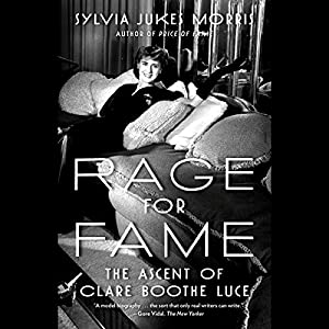 Rage for Fame Audiobook