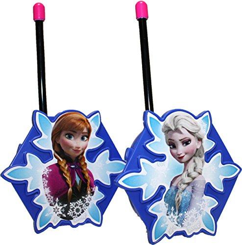 Disney - La Reine des Neiges- Talkie Walkies Elsa et Anna