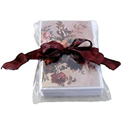 "Mixed Floral - 5"" x 7"" Thanksgiving Greeting Card Value Pack"