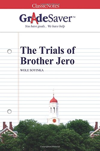 The trials of brother jero scene analysis essays