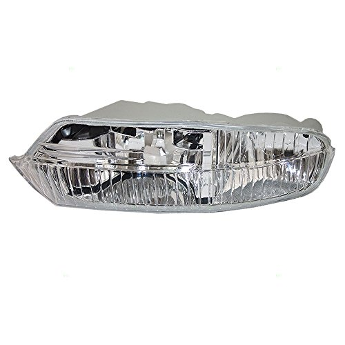 Drivers Fog Light Lamp Replacement for Lexus 81221-50070