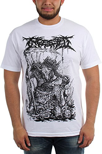 Ingested -  T-shirt - Uomo bianco Small