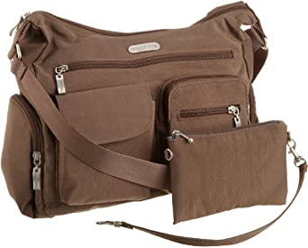 Baggallini Luggage Everywhere Bag With Exterior Pocket