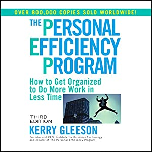 The Personal Efficiency Program Audiobook